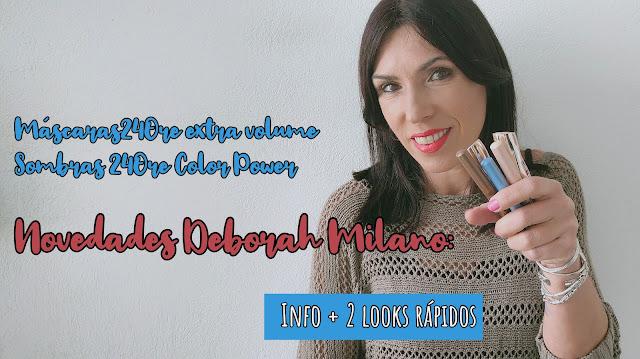 Novedades Deborah Milano Febrero 2021
