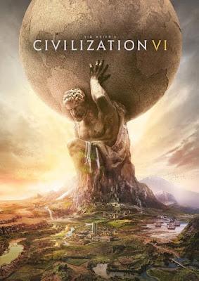 Capa do Sid Meier's Civilization VI