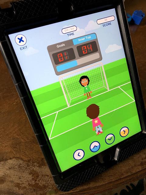 Playbrush games app