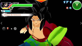 DBZ TTT MOD v1 CON MENU PERMANENTE [FOR ANDROID Y PC PPSSPP]+DOWNLOAD 2020