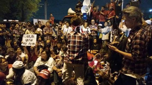 Ahoker Mengusik dan Mengganggu Rutan Cipinang, Tak Ada yang Menyebutnya Radikal?