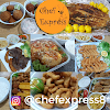 Chef Express Delivery frutos do mar