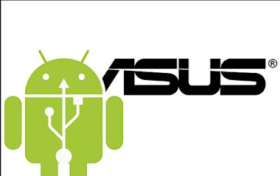 Cara mudah Install Asus Android Driver terbaru