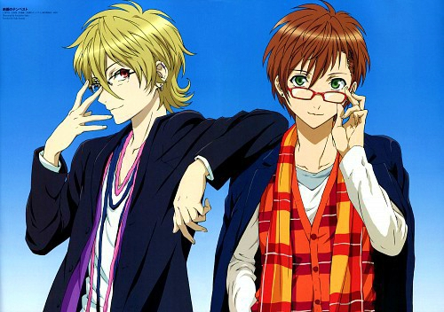 Friendship: Blast of Tempest - Mahiro Fuwa & Yoshino Takigawa