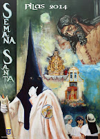 Semana Santa de Pilas 2014 - Rosario Bernal Quintero