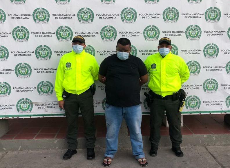 https://www.notasrosas.com/Capturado Alias 'Isidro', otro de 'Los Más Buscados en La Guajira'