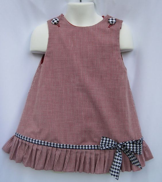 Image de Eau: Desain Baju Atasan Anak Perempuan
