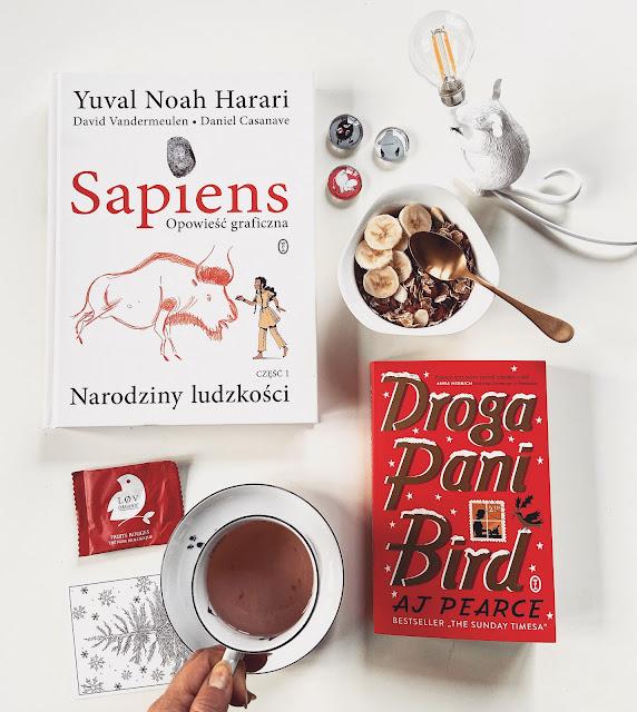Sapiens. Opowieść graficzna. Narodziny ludzkości - Yuval Noah Harari