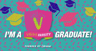 Oh Glow Blog Vagina Varsity sex ed sexuality sex positive