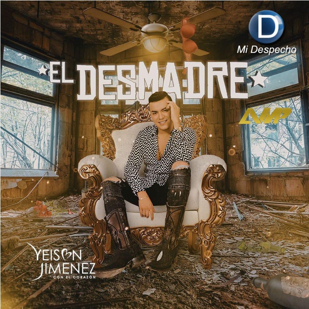 Yeison Jiménez El Desmadre Frontal