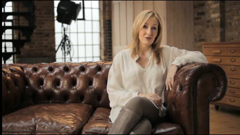 JK Rowling Announces Pottermore