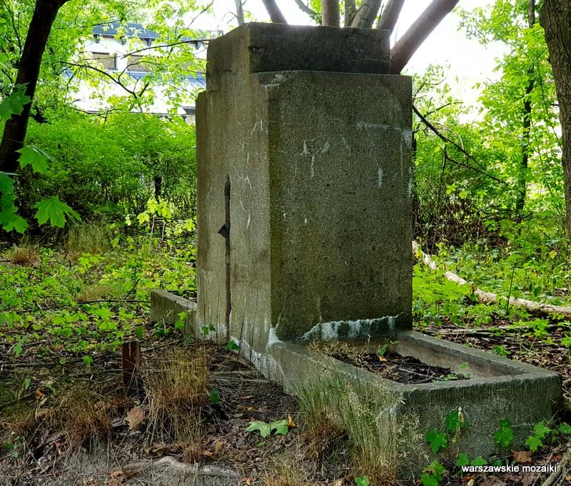 zdrój warszawa warsaw młociny miasto ogród willa architektura bielany