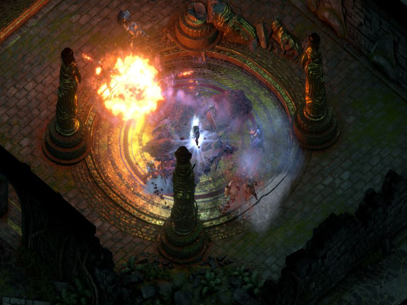 Download Pillars of Eternity II Deadfire Free Full Game For PC