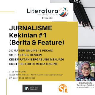Jejak Kontributor Suararelawan.com edisi Juni 2020