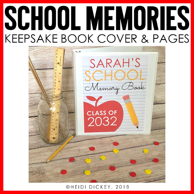 https://www.teacherspayteachers.com/Product/School-Memories-Keepsake-Binder-Cover-Insert-Pages-4049510