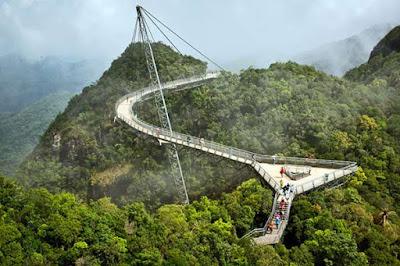 Langkawi Sky Bridge (Jembatan Langkawi), Malaysia