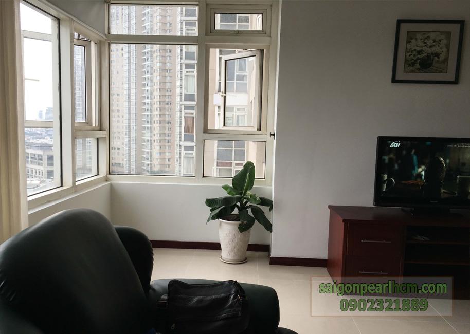 Bán gấp căn hộ Saigon Pearl chính chủ 140m2 tòa nhà Ruby 1
