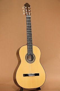 "one of the ""Ichiyanagi Classical Guitar"" models."