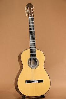 "one of the ""Ichiyanagi Classical Guitar"" models."