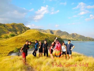wisata ke pulau komodo