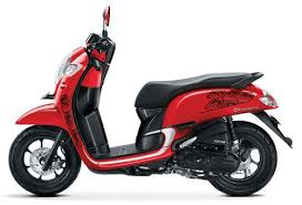 All New Honda Scoopy 2017