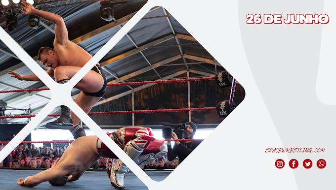 Replay: WWE NXT UK 26/06/2019