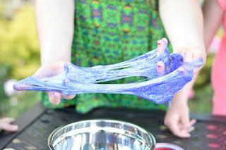 cara membuat slime dengan mudah