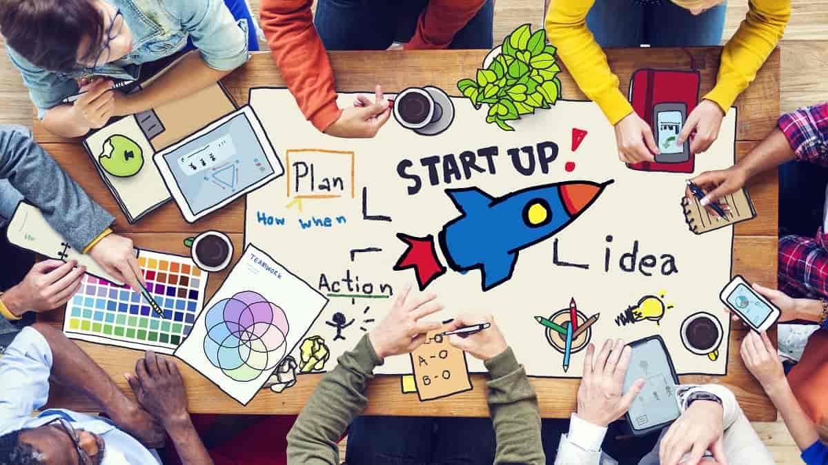 melhores startups