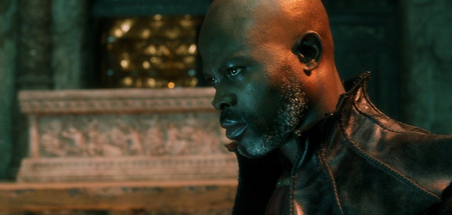 Djimon Hounsou în filmul fantasy SEVENTH SON