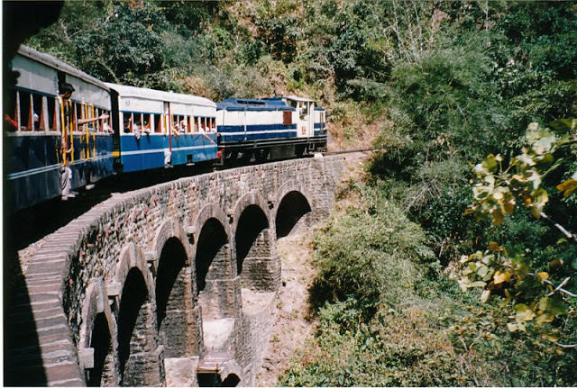 UNESCO World Heritage Sites, Kalka- Silma Mountain railway
