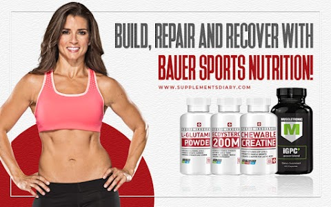 Boost Power, Performance and Endurance with Bauer Nutrition Latest Sports Supplements