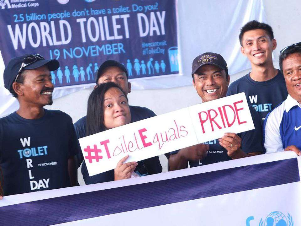 World Toilet Day Wishes Photos