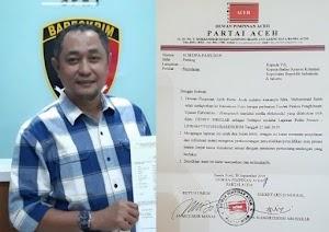 Partai Aceh Tagih Bareskrim Tindaklanjut Ujaran Kebencian Denny Siregar