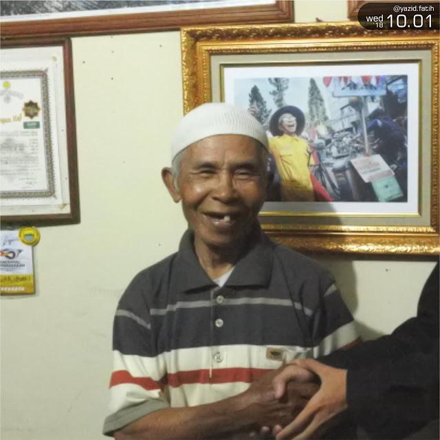 Local Hero Mr Sariban