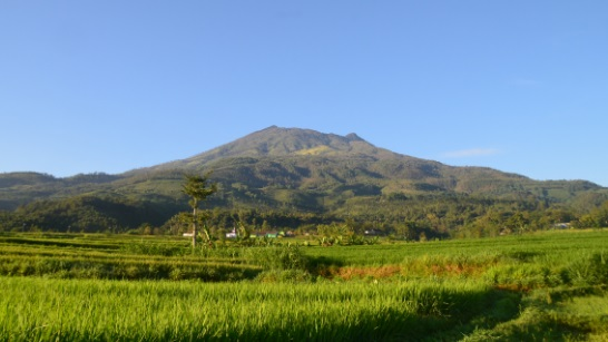 Mount Lawu Indonesia