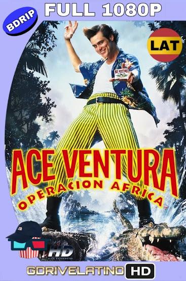 Ace Ventura 2, Un Loco en África (1995) BDRip 1080p Latino-Ingles MKV