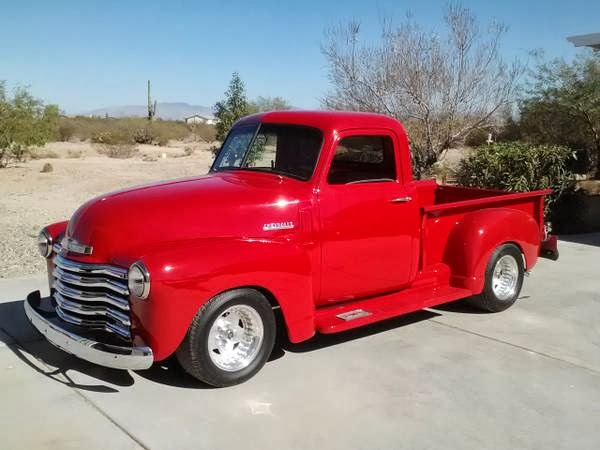 1950 Chevy 3100 Truck | Auto Restorationice