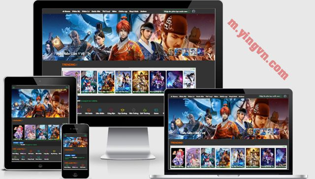 Template Phim88 Pro Blogger tuyệt đẹp chuẩn SEO Responsive 2022