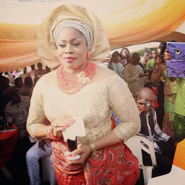 Gospel Singer Sinach Weds Pastor Joseph All The