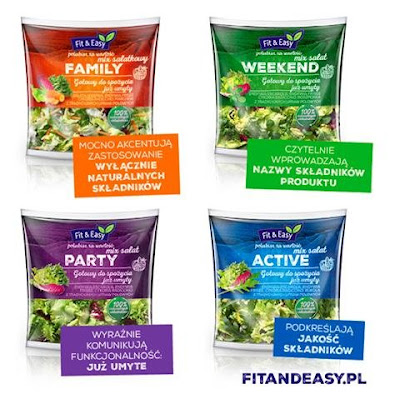 salatka z watrobka i jablkiem, salata z kurza watrobka i jablkami, salatka na lunch, watrobka drobiowa na mieszance salat, salaty fit&easy, mieszanki chrupiacych salat