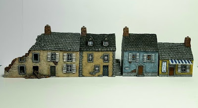 Battlescale - 6mm/10mm/15mm Buildings and Terrain