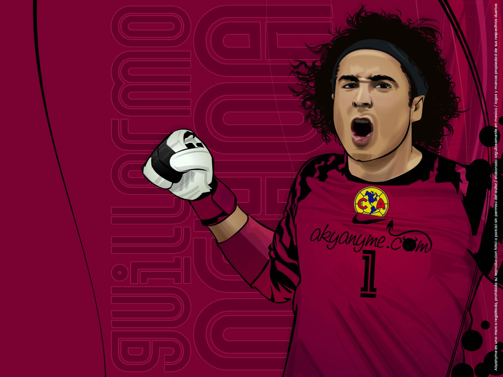 Guillermo ochoa ajaccio vector wallpaper - Guillermo ochoa wallpaper ...