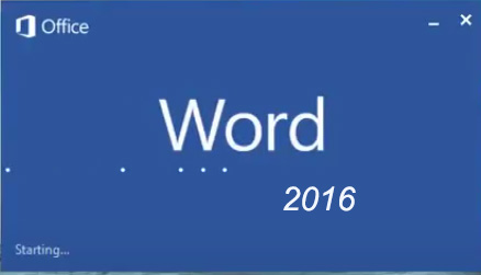 Tải Word 2016 - Phần mềm chỉnh sửa, soạn thảo văn bản trên máy tính a