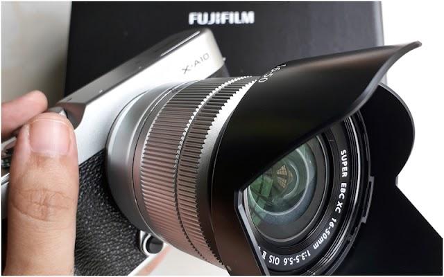 Pengalaman Beli Kamera Fujifilm di Lazada