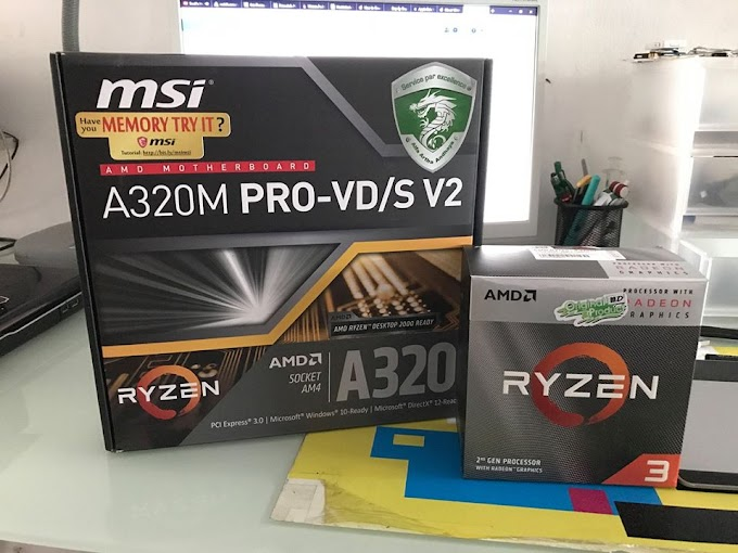Bulid a Ryzen PC For The First Time