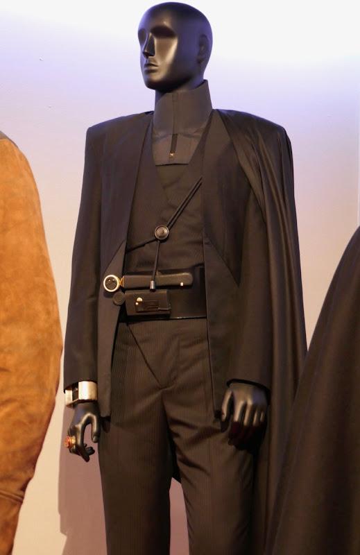 Solo Star Wars Dryden Vos costume