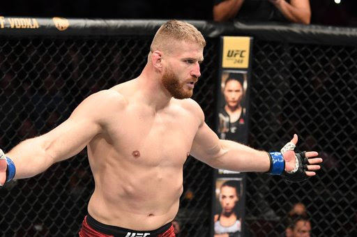 Jan Blachowicz KO's Corey Anderson In The First Round