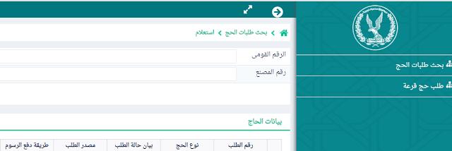 نتيجة قرعة الحج بمحافظة المنوفية 2019 واعلان (1194) حاجا بأسماء الفائزين