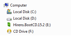 Membuat Bootable Hiren's BootCD