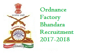 Ordnance Factory Bhandara Recruitment